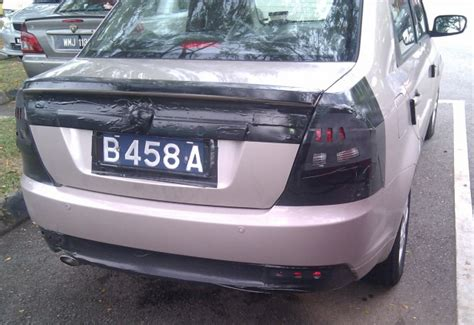 Cermin Depan Saga Fl gambar proton saga facelift ditemui lagi sembang auto