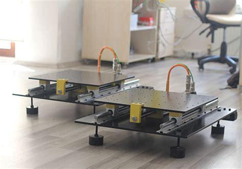earthquake shake table testbox shaketable shm teknik destek grubu
