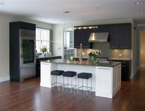 bi level home kitchen design i need a bi level kitchen island in my home
