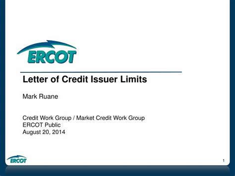 Letter Of Credit Guidelines Rbi ppt letter of credit issuer limits ruane credit