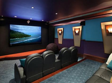 inspiring home theater design ideas inspiring cool home theater design from cedia