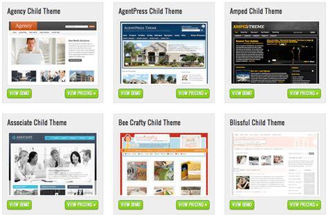 education theme genesis thesis child themes real estate