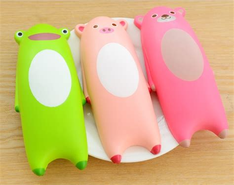 pig ikiru and friends wrist pad squishy on storenvy
