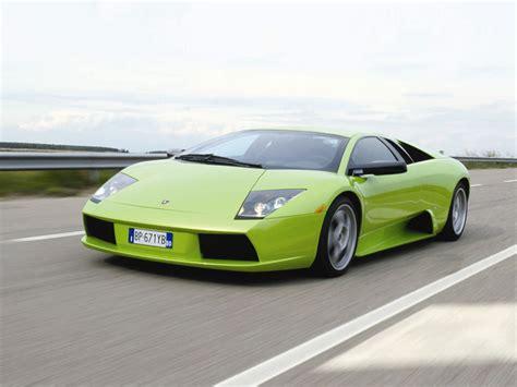 Lamborghini Murcielago Green Green Lamborghini