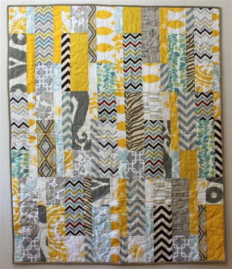Modern Patchwork Quilts - modern patchwork quilt baby play mat sofa throw quilt