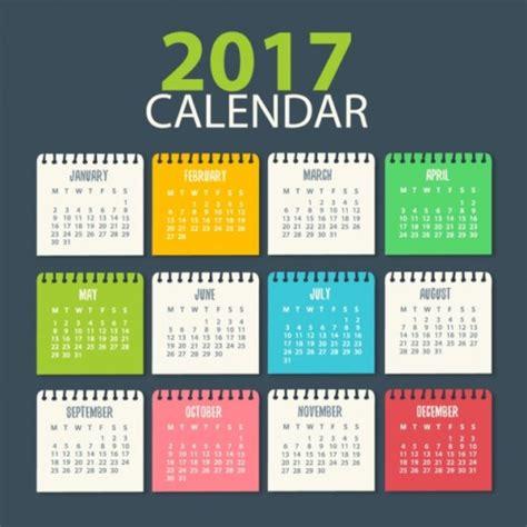 Calendario Meses 2017 Calendarios Espectaculares 2017 Para Imprimir Hoy Im 225 Genes