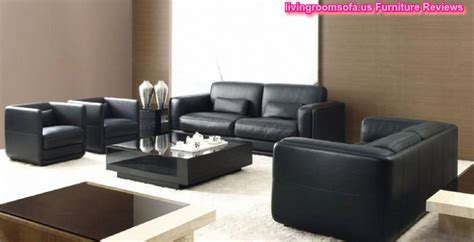 black leather sofa living room design black leather living room sofas chairs designs