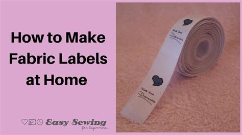 sewing activewear how to make your own professional looking athletic wear books how to make fabric labels tutorial easy sewing for