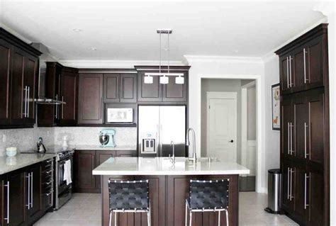 Dark Maple Kitchen Cabinets | dark maple kitchen cabinets home furniture design