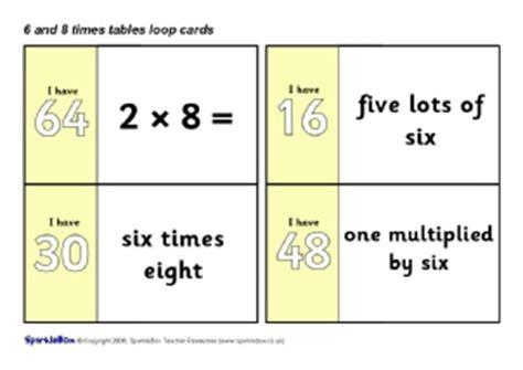 print 5 multiplication table using for loop multiplication loop game year 5 times tables loop cards
