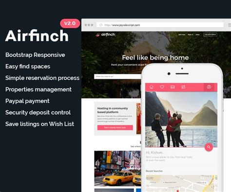 airbnb native navigation airfinch v2 0 airbnb clone with ios and android native