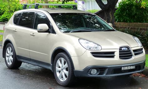 Subaru Tribeca 2007 History Photos On Better Parts Ltd