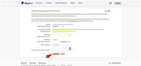 Tutorial Hack Rekening Bank | cara menambahkan rekening bank ke akun paypal tutorial