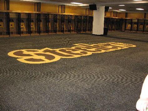 Steelers Locker Room by Amazing A Steelers Fan Come True Heinz Field