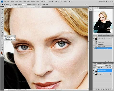tutorial photoshop ritratto tutorial photoshop cs4 italiano rendere pi 249 incisivo un