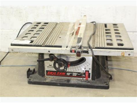 skil 10 inch table saw portable 10 inch skil table saw central ottawa inside