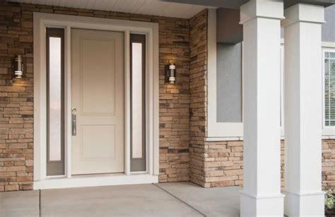 Harvey Exterior Doors Vented Doors Harvey Therma Tru Smooth Door With Vented Sidelites