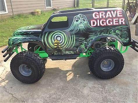 grave digger monster truck go kart for sale grave digger gokart