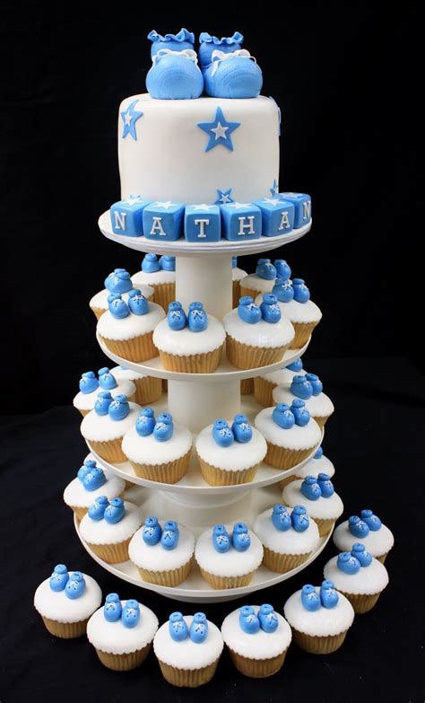 Cupcake Tower For Baby Shower by Creative And Unique Ideas For Baby Shower Cake Ideas