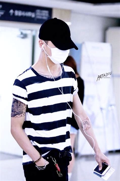 yongguk tattoo yongguk of bap feat his new bap