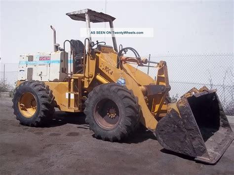 international wheel loader model 510b diesel engine 3 spd