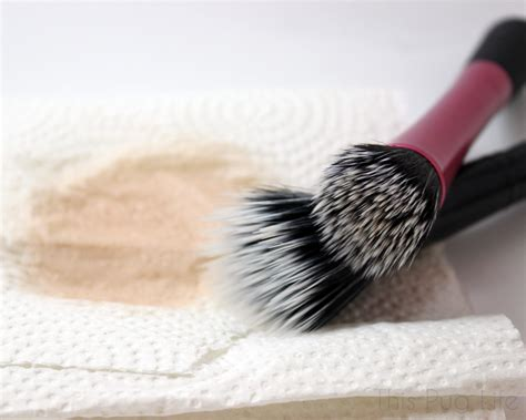 pug brush diy makeup brush spot cleanser this pug
