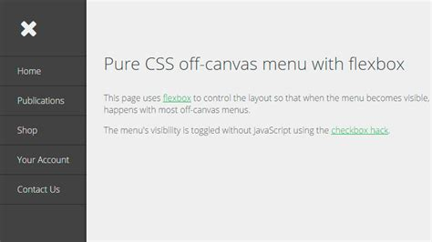 canvas layout css new web design and development resources 2 december edition