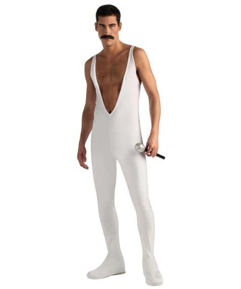 adult freddie mercury costume white men costume