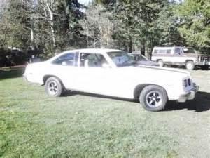 1975 Pontiac Ventura Sprint Pin By Tom Asby On Auto