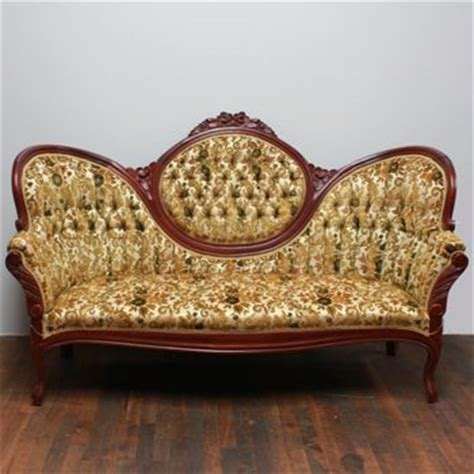 kimball victorian sofa kimball floral couch victorian style cameo sofa with