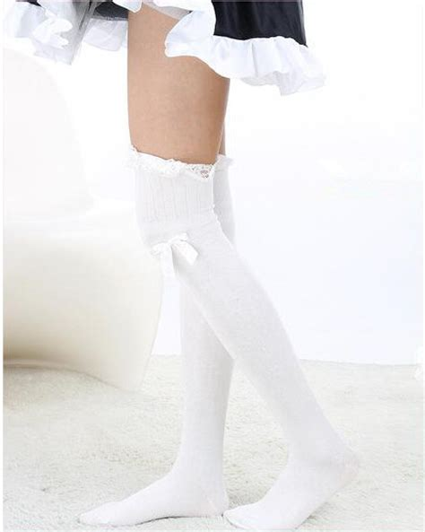 cute stockings cute women fashion bow stockings asian fashion stocks