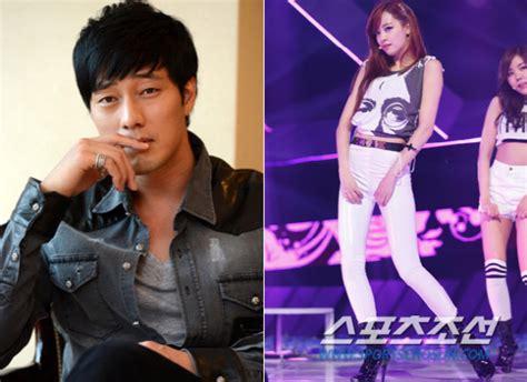 so ji sub lee joo yeon rumor so ji sub is dating after school s joo yeon