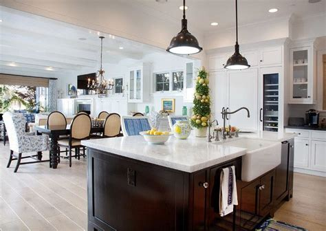 open floor plan kitchen ideas top home features that add value for resale the