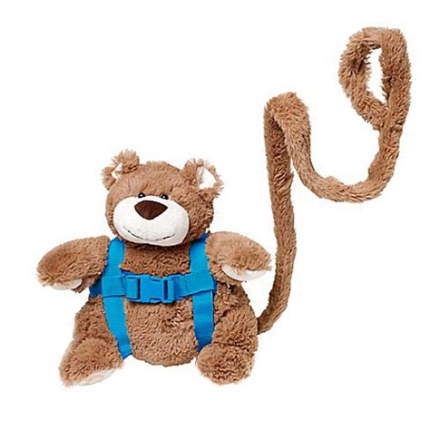 bathroom baby harness animal planet bear backpack harness bed bath beyond