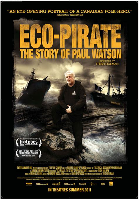 1 the story of eco pirate the story of paul watson 2011 poster 1 trailer addict