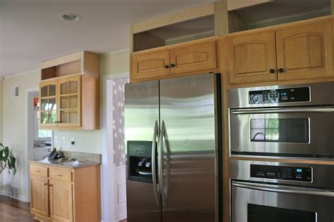 extending kitchen cabinets to ceiling