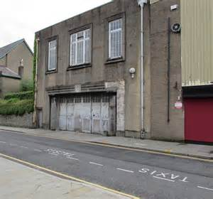 Garage Bridgend by Derelict Former Post Office Garage 169 Jaggery