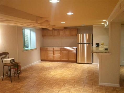 kitchen makeovers basement kitchens ideas cost to finish a room in basement remodeling total basement finishing basement
