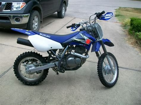 Suzuki 125 Dirt Bike Specs Suzuki Dr 125