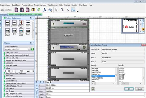 visio blocks visio trial