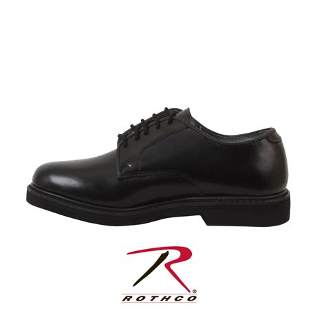 cer oxford shoes rothco 5085 oxford leather shoes black