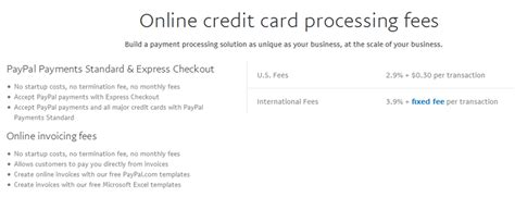 credit card processing template how to accept credit cards for small businesses