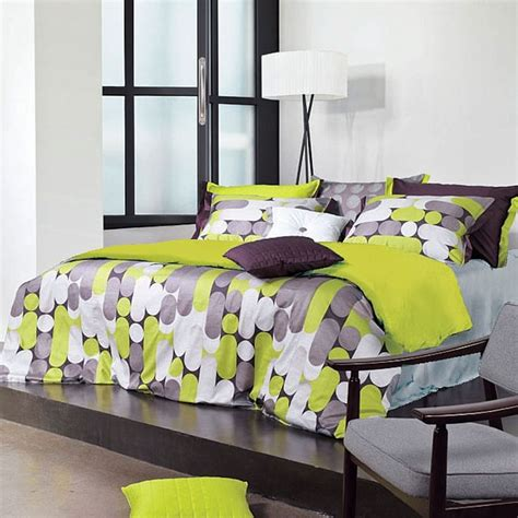 Green And Gray Bedding by 17 Best Images About Color Inspiration On