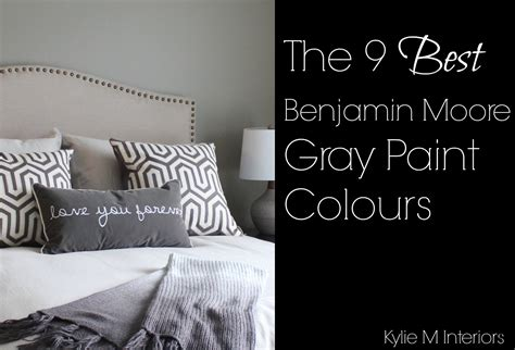 benjamin paint the 9 best benjamin moore paint colors grays including