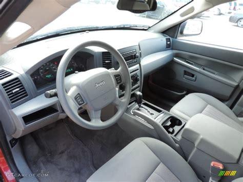 2006 Jeep Grand Laredo Interior 2006 Jeep Grand Laredo Interior Color Photos