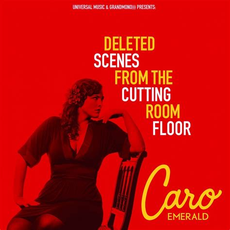 deleted from the cutting room floor caro emerald deleted from the cutting room floor cd sumally サマリー