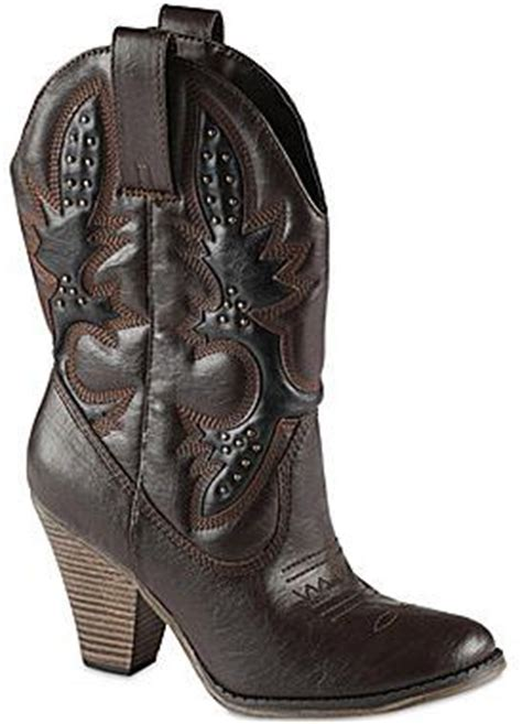 jcpenney cowboy boots jcpenney call it springtm marcelle embellished high heel