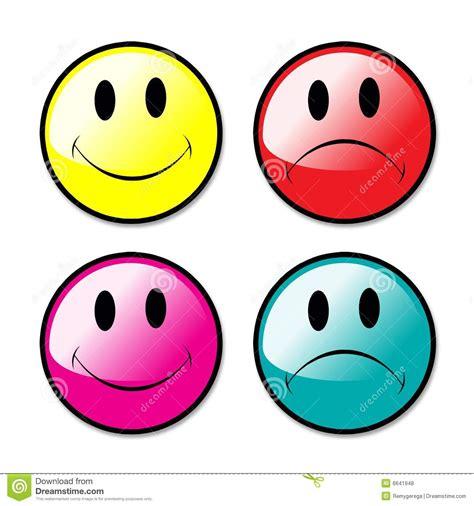 imagenes libres caras un conjunto de caras sonrientes felices e infelices