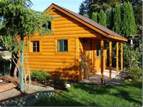 sauna cabin log cabin sauna