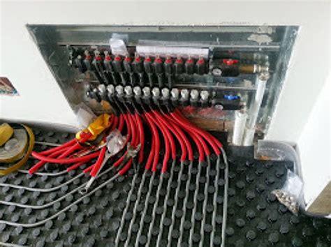 collettore riscaldamento a pavimento foto collettore per impianto radiante a pavimento di odm
